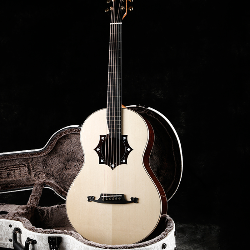 Avian dove鸽子手工定制全单指弹弹唱演奏民谣吉他